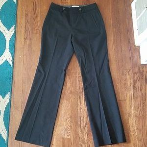 Banana Republic Black Suit Dress Pants Jackson Fit